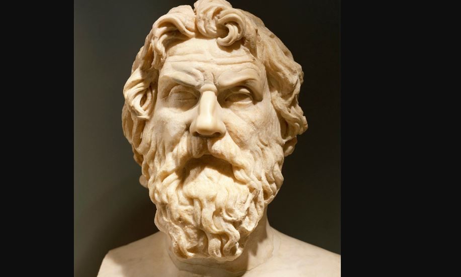 Who is Antisthenes?